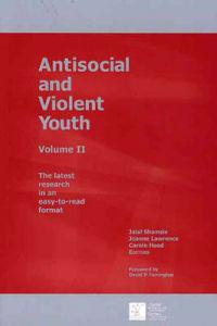 Antisocial and Violent Youth