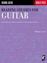 Reading Studies for Guitar