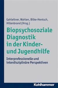 Biopsychosoziale Diagnostik in Der Kinder- Und Jugendhilfe: Interprofessionelle Und Interdisziplinare Perspektiven