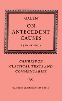 Galen on Antecedent Causes