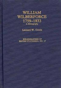 William Wilberforce, 1759-1833