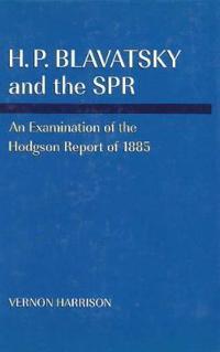 H.P. Blavatsky and the Spr