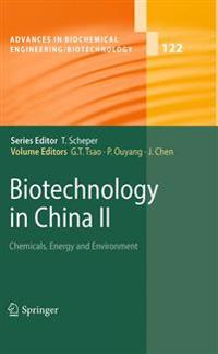 Biotechnology in China II