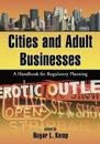 Cities and Adult Businesses