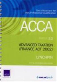 Advanced taxation fa 2002 3.2