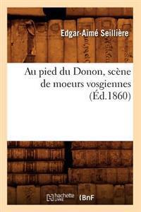 Au Pied Du Donon, Scene de Moeurs Vosgiennes (Ed.1860)