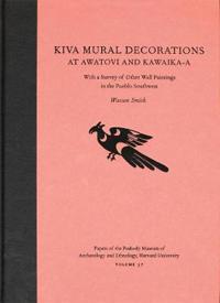 Kiva Mural Decorations at Awatovi and Kawaika-a