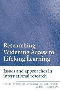 Researching Widening Access to Lifelong Learning