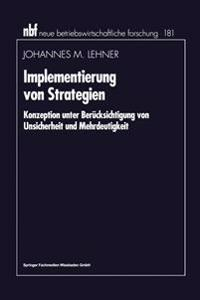 Implementierung Von Strategien