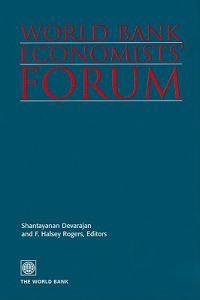 World Bank Economists' Forum