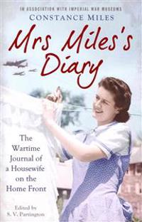Mrs Miles's Diary