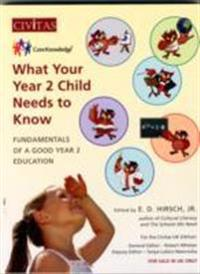 What your year 2 child needs to know - fundamentals of a good year 2 educat