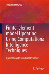 Finite-Element-Model Updating Using Computational Intelligence Techniques
