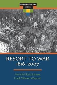 Resort to War