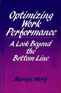 Optimizing Work Performance