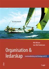 Organisation o ledar lärhl-styr rätt