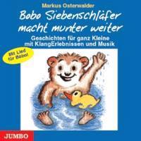 Bobo Siebenschläfer macht munter weiter. CD