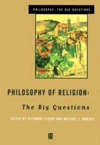 Philosophy of religion - the big questions
