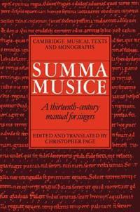 Summa Musice
