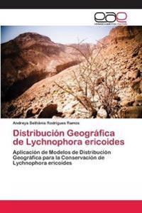 Distribucion Geografica de Lychnophora Ericoides