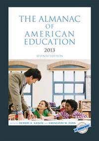 Almanac of American Education 2013