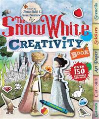 The Snow White Creativity Book [With Stencils and Art Paper]
