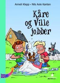 Kåre og Ville jobber