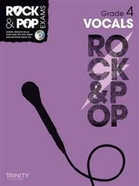 Trinity RockPop Vocals Grade 4