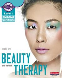 NVQ/SVQ Certificate Beauty Therapy Candidate Handbook