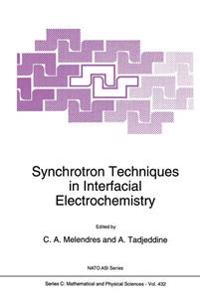 Synchrotron Techniques in Interfacial Electrochemistry