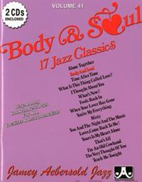 Volume 41: Body & Soul (with 2 Free Audio CDs)