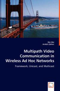 Multipath Video Communication in Wireless Ad Hoc Networks
