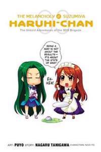 The Melancholy of Suzumiya Haruhi-chan 3
