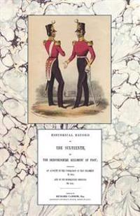 Historical Record of the Sixteenth or the Bedfordshire Regiment of Foot 1688-1848
