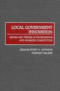 Local Government Innovation