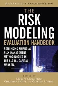 The Risk Modeling Evaluation Handbook