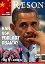 Ræson nr. 2, 2010, Har USA forladt Obama?