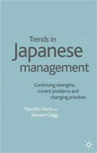 Trends in Japanese Management