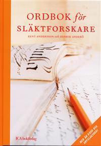 Ordbok för släktforskare