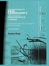 The Foundations of Paul Samuelson's Revealed Preference Theory