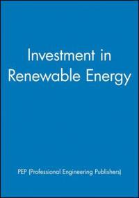 Investment in Renewable Energy