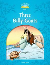 Classic tales second edition: level 1: the three billy goats gruff e-book &