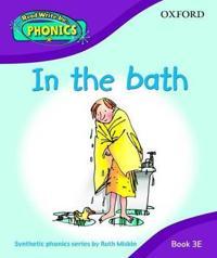 Read Write Inc. Home Phonics: in the Bath: Book 3E