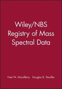Wiley / Nbs Registry of Mass Spectral Data, 7 Volume Set