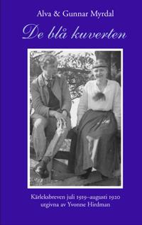 De blå kuverten : kärleksbreven juli 1919-augusti 1920