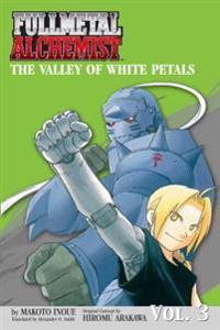 Fullmetal Alchemist, Volume 3: The Valley of White Petals