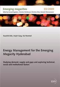 Energy Management for the Emerging Megacity Hyderabad