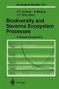 Biodiversity and Savanna Ecosystem Processes