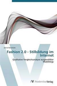 Fashion 2.0 - Stilbildung Im Internet