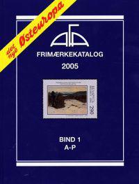 AFA Østeuropa frimærkekatalog-A-P